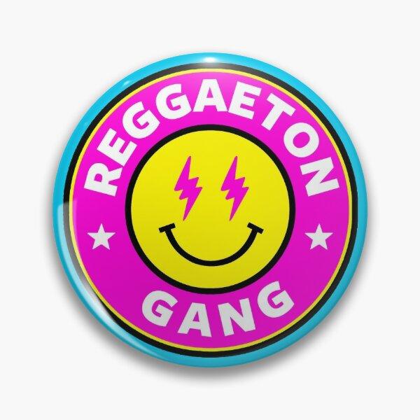 Balvin - Reggaeton Gang Pin