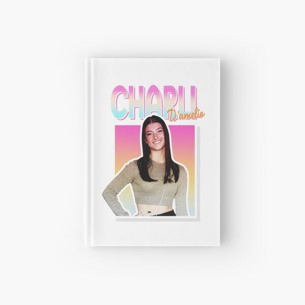 Charli Damelio Carnet cartonné