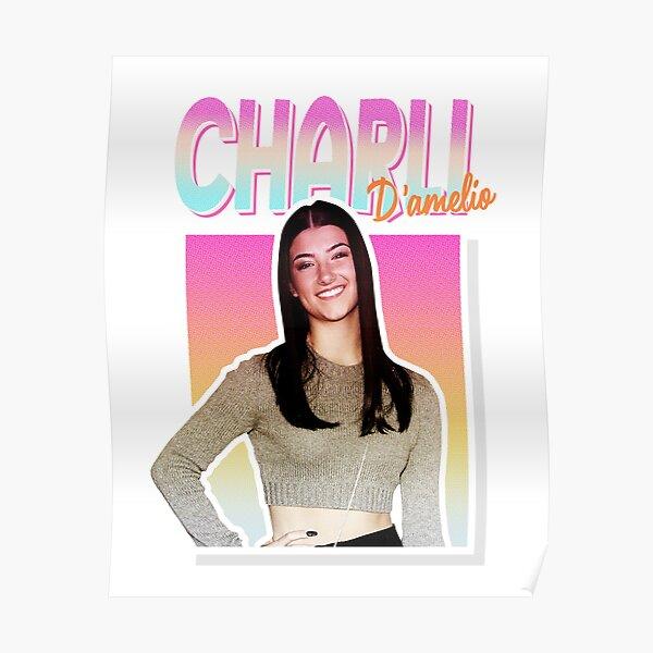 Charli Damelio Poster