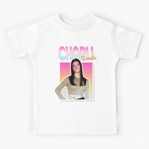 Charli Damelio T-shirt enfant
