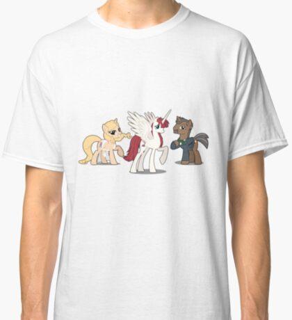 Mane Three Classic T-Shirt