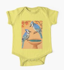 Blue Jays In Fall Kids Clothes