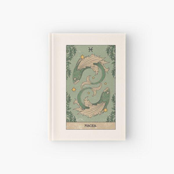Pisces Hardcover Journal