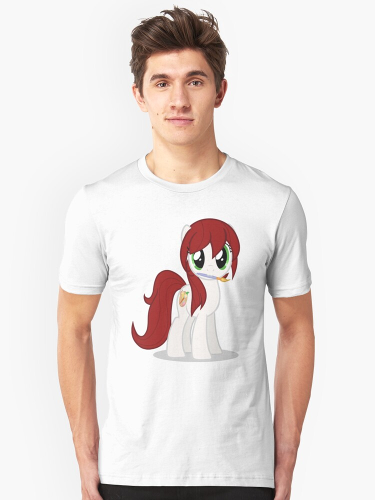 Creative Girl (no text) Unisex T-Shirt Front