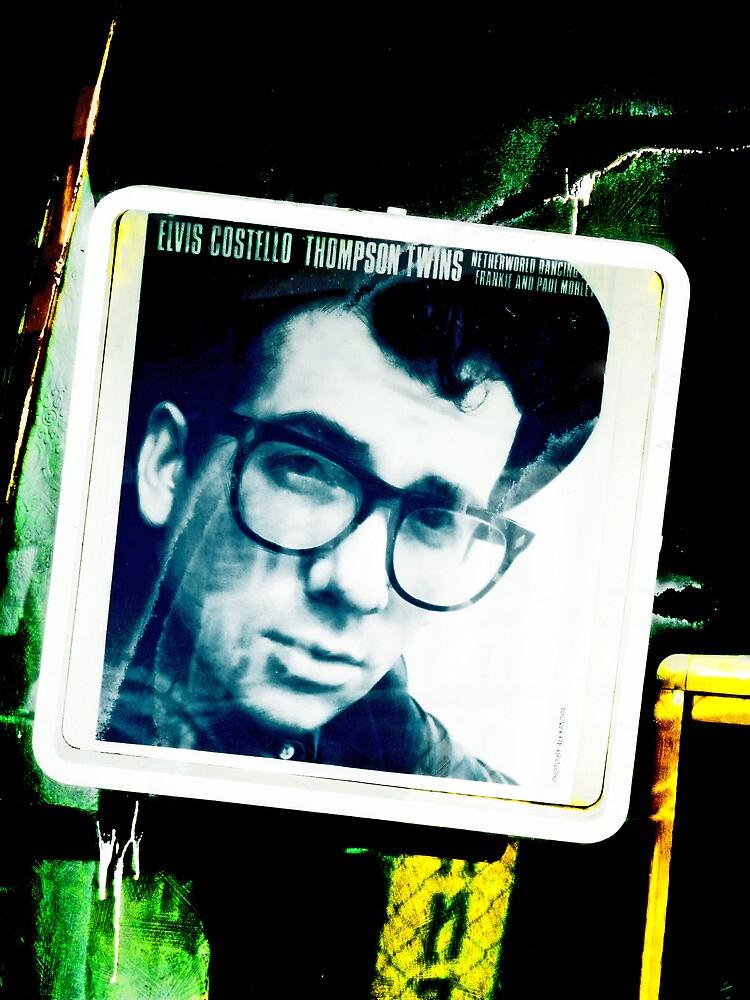 Elvis Costello by PictureNZ