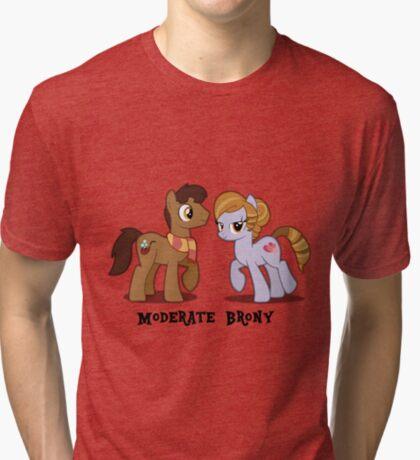 Moderate Pair Tri-blend T-Shirt
