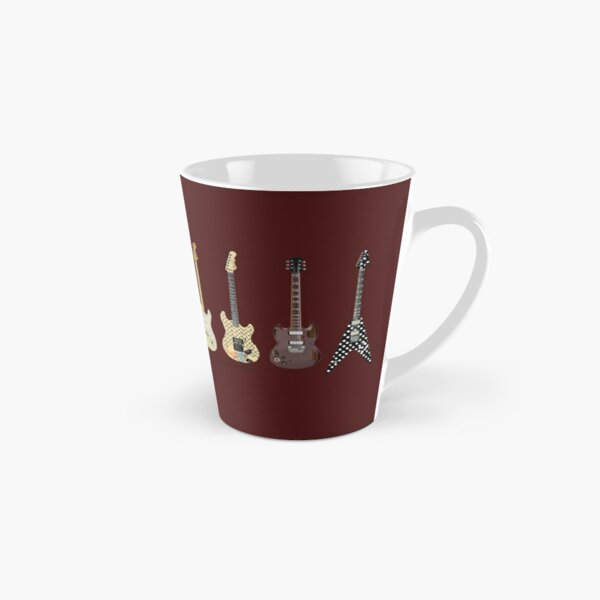 GUITARS Tall Mug