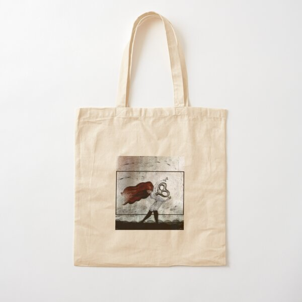 Wind my Fractured Power Cotton Tote Bag