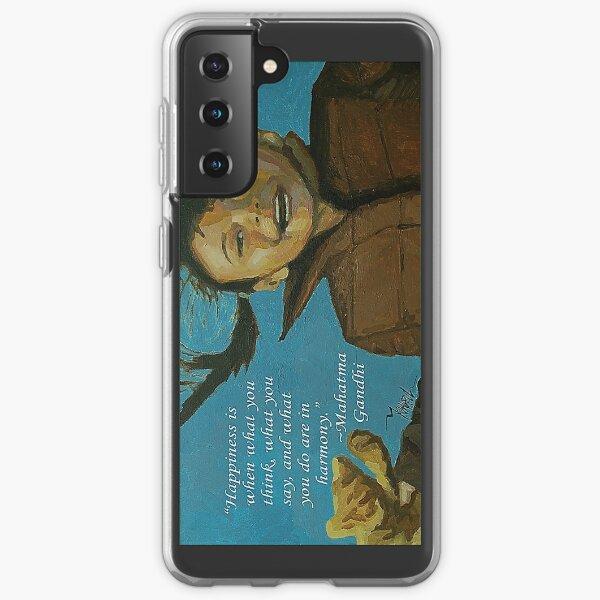Rahil - Quotes Samsung Galaxy Soft Case