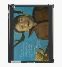 Rahil - Quotes iPad Case/Skin