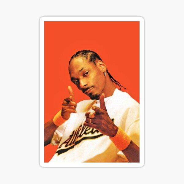 Snoop icon Sticker