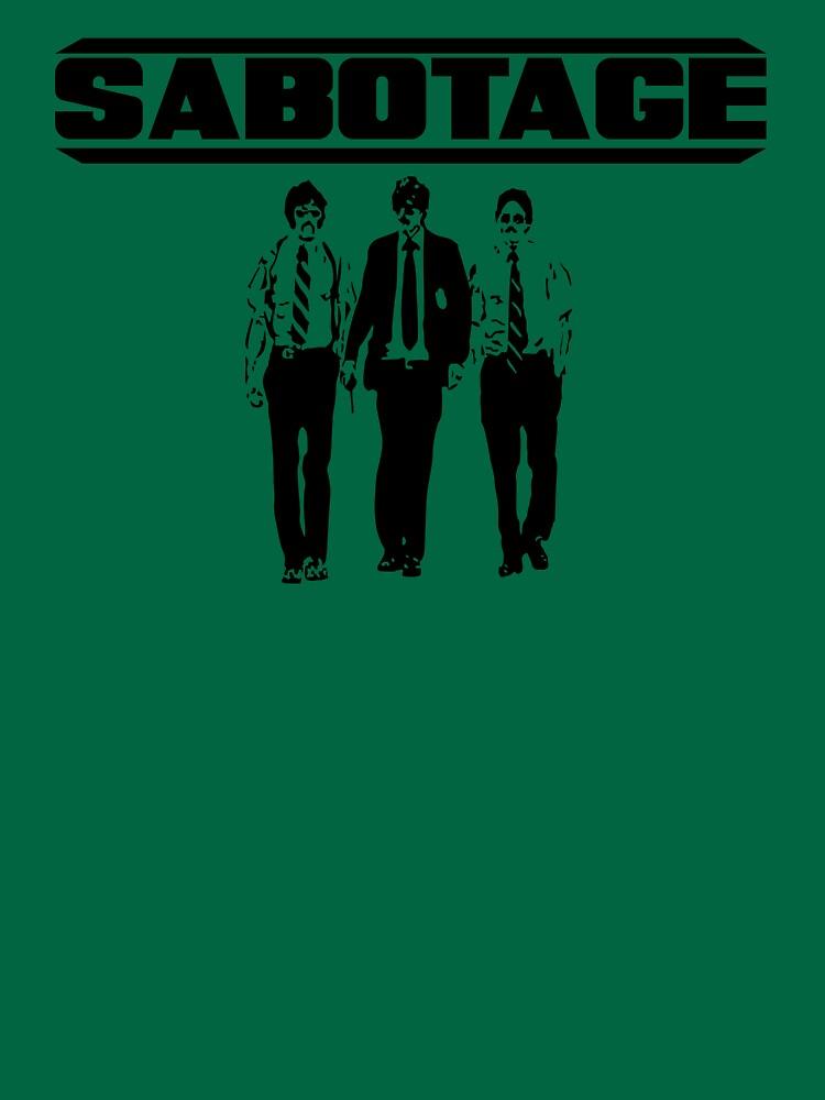 Beastie Boys Sabotage by Ilrokery
