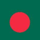 Bangladesh Flag by pjwuebker