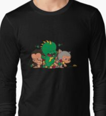 Toddlers Rampage Long Sleeve T-Shirt
