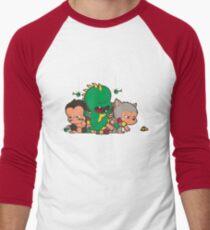 Toddlers Rampage Men's Baseball ¾ T-Shirt
