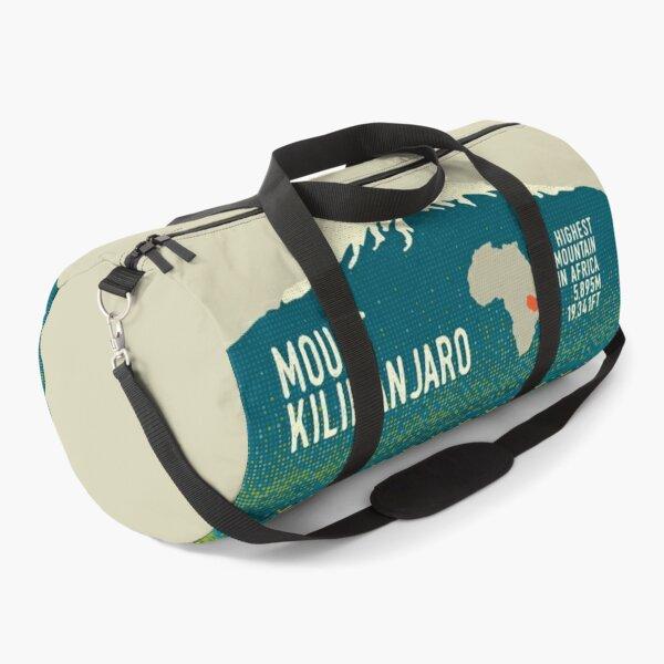 Mount Kilimanjaro Duffle Bag