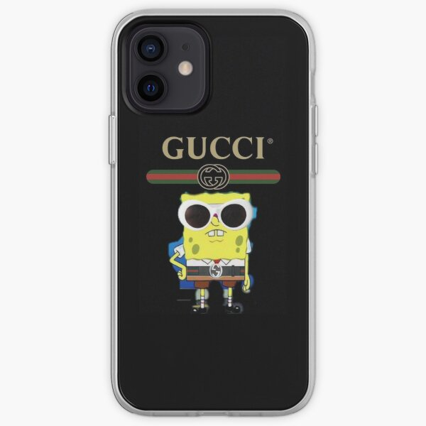 Spongebob phone case  iPhone Soft Case