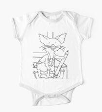 Mouse who wanted a cookie One Piece - Short Sleeve