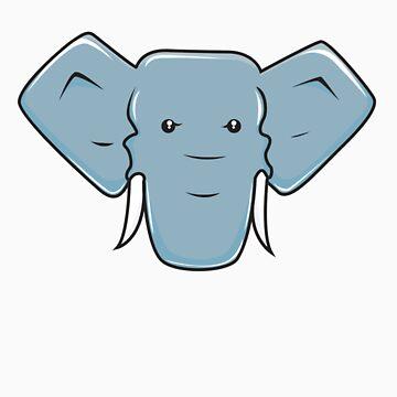 Elephant by Ignasi