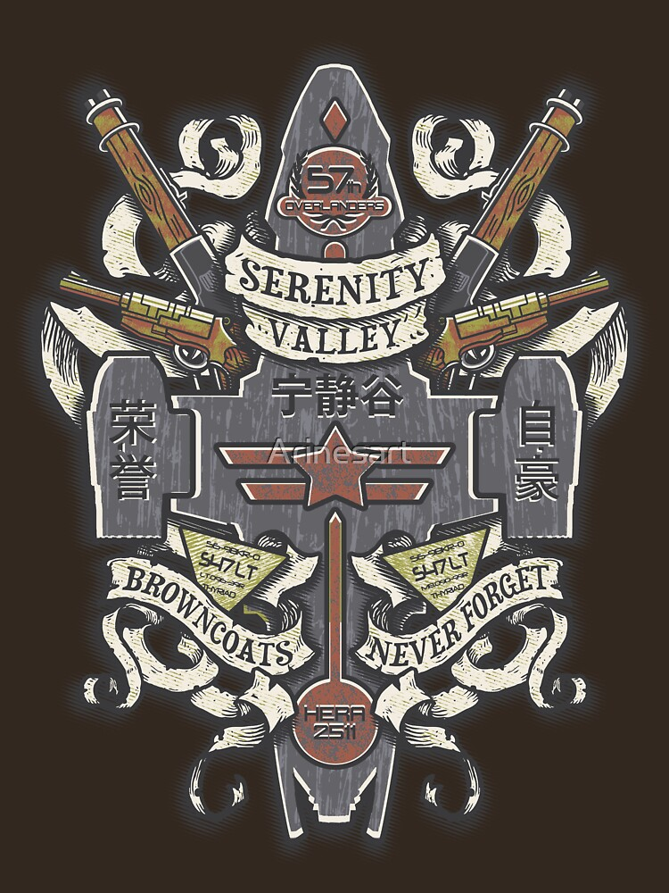 Serenity Valley Memorial | Unisex T-Shirt