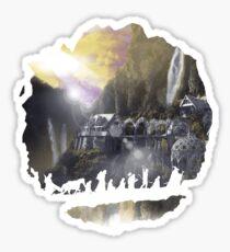 The Fellowship Sticker