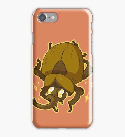 elephant beetle  iPhone Case/Skin