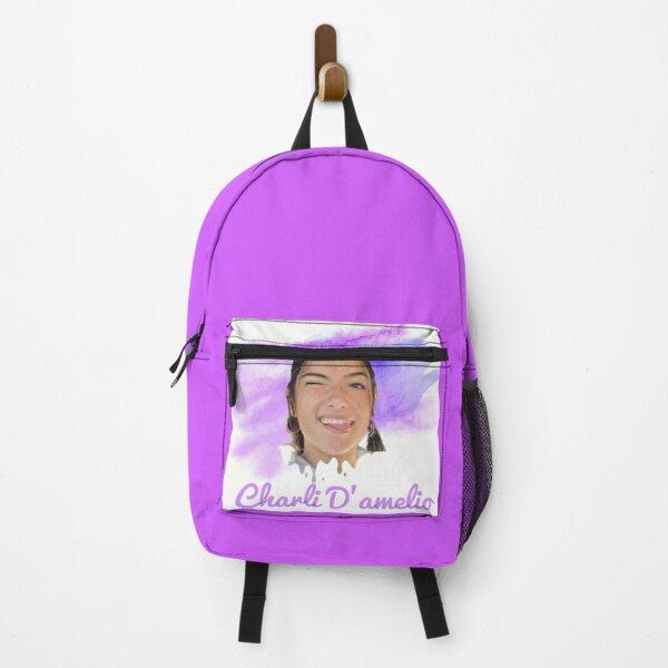 Charli D'amelio Edit Backpack