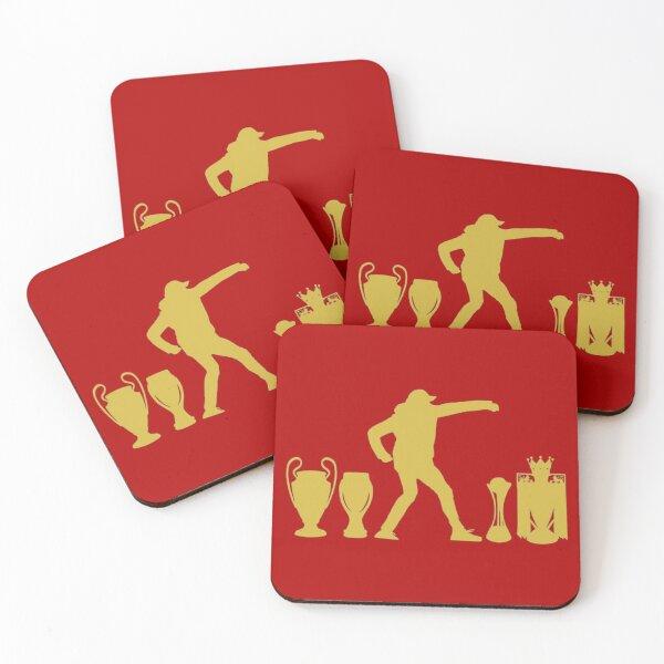 KLOPP EFFECT Coasters (Set of 4)