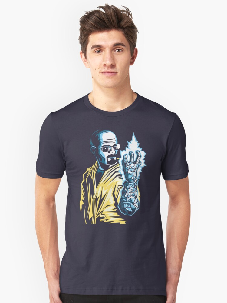The Iceman Cometh Unisex T-Shirt Front