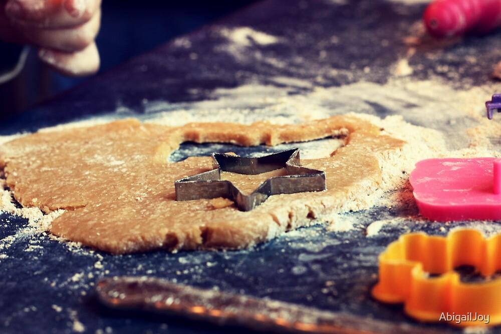 Star Cookie by AbigailJoy