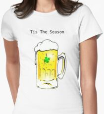 tis the season Women's Fitted T-Shirt