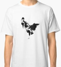 Continent Chicken Classic T-Shirt