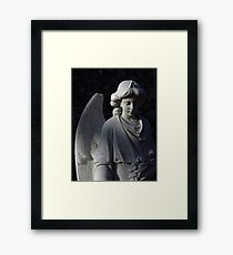 Dont Blink Framed Print