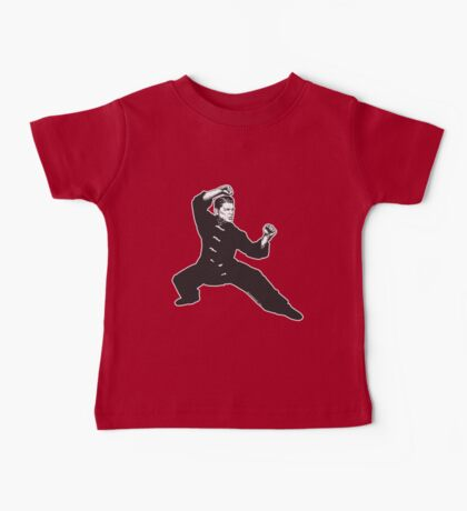Kung Fu Reagan Kids Clothes