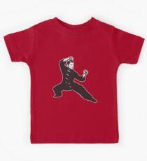 Kung Fu Reagan Kids Tee