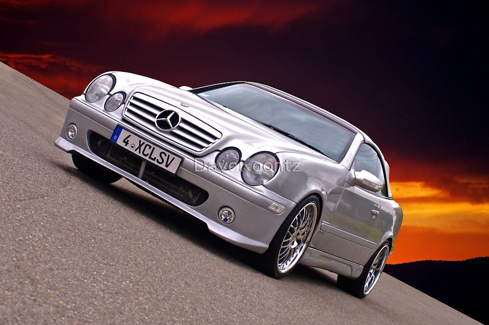 1998 Mercedes-Benz CLK w/Ground Effects by DaveKoontz