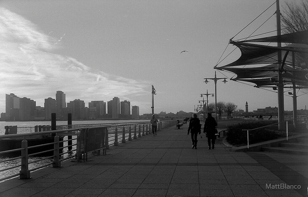 NYC Waterfront by MattBlanco