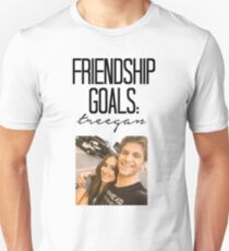 Freundschaftsziele; Treegan Slim Fit T-Shirt
