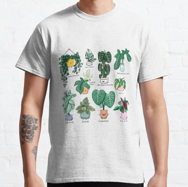 Philodendron Family Classic T-Shirt