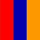 Armenia Flag by pjwuebker