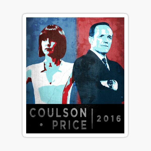 Coulson/Price 2016 Sticker