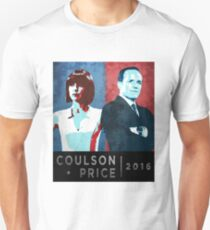 Coulson/Price 2016 T-Shirt