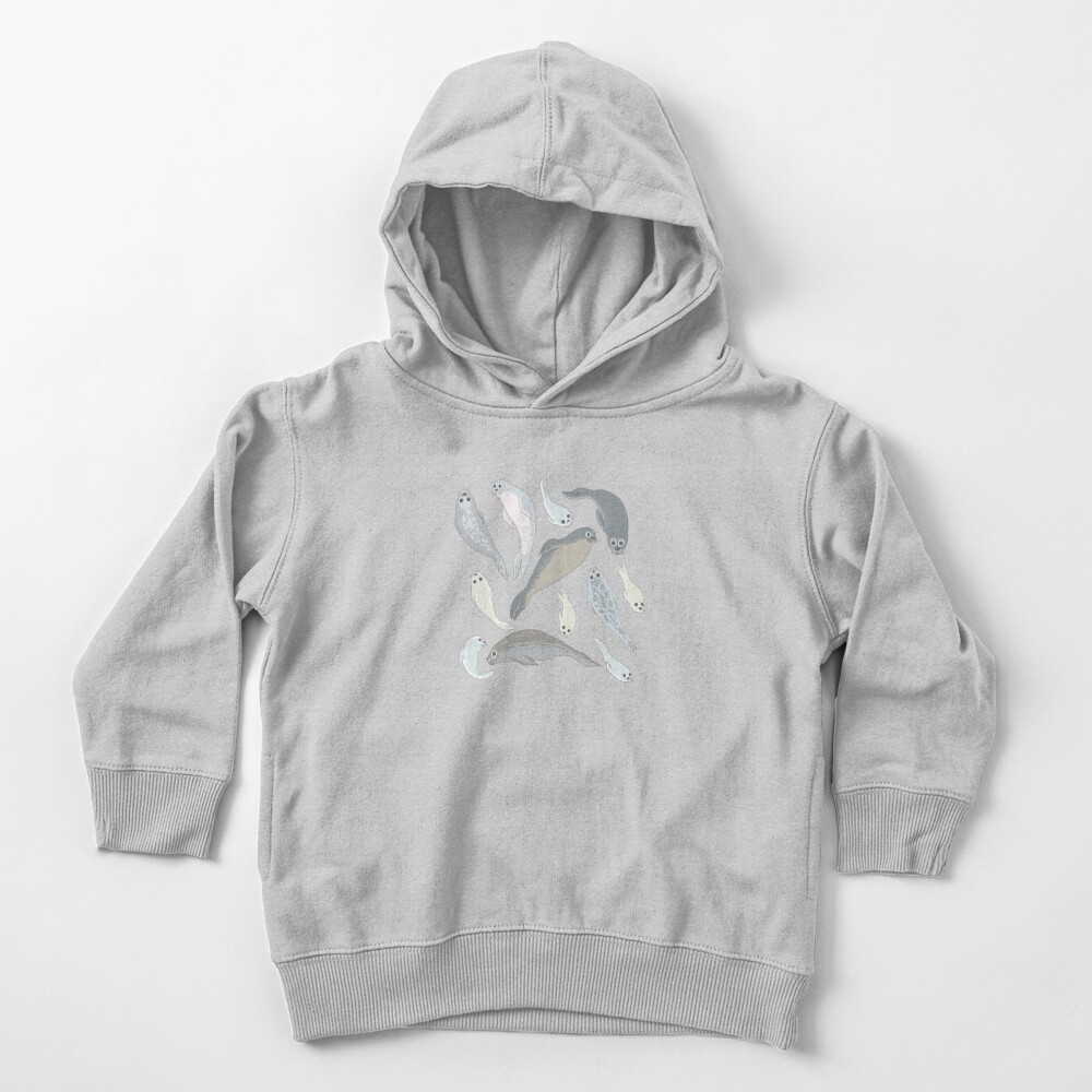 Seals Toddler Pullover Hoodie