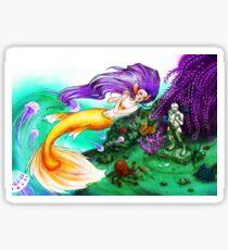 The Little Mermaid Sticker