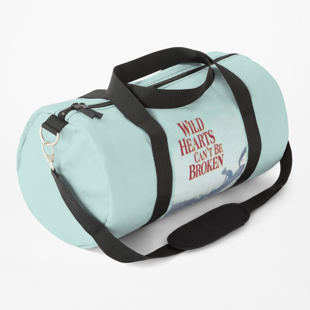 Wild Hearts Can't Be Broken - vintage/retro 90s,80s horse movie Duffle Bag