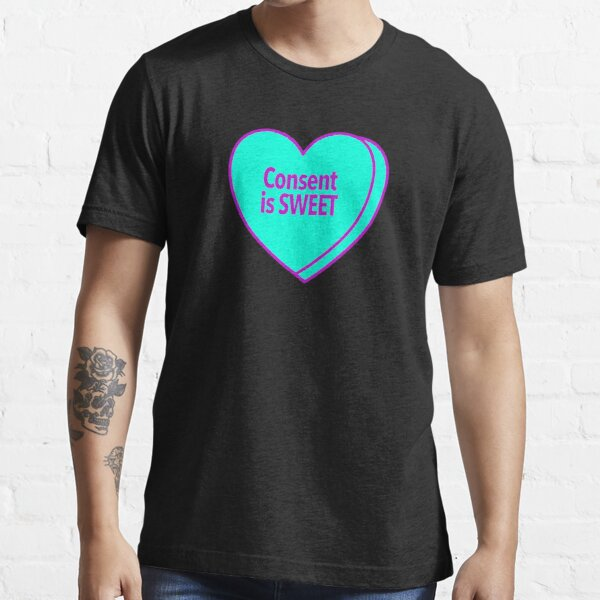 Event Medicine | Consent is Sweet Essential T-Shirt