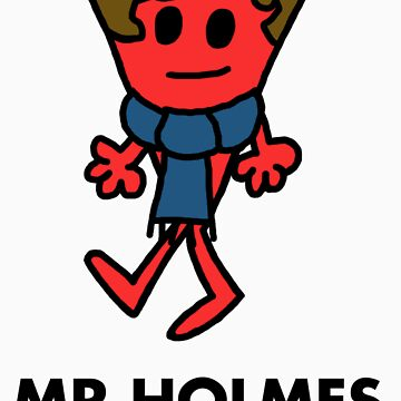 Mr Holmes by carrieclarke