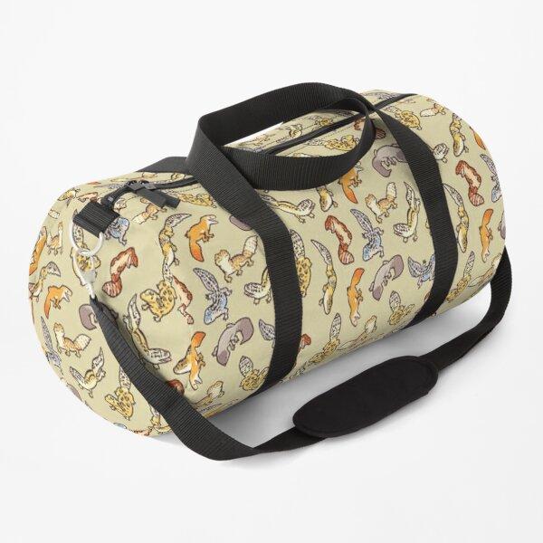 chub gecko babies Duffle Bag
