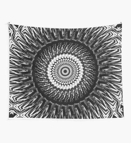 Mandala Circle of life Wall Tapestry