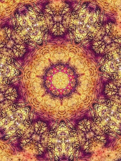 Indian carpet by JBJart